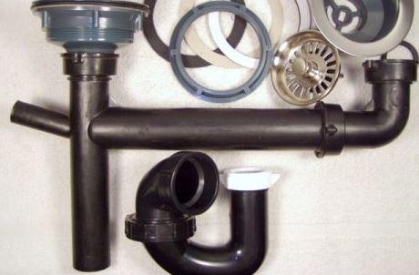 remove sink drain