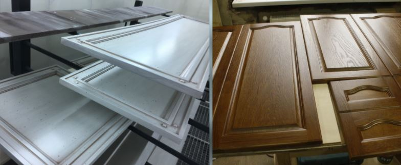 painting kitchen cabinets cost