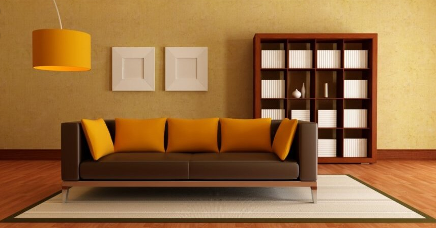 pillows for brown leather sofa