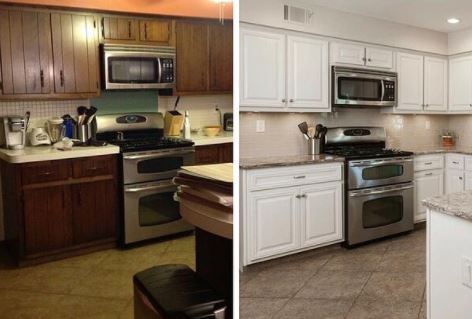 cabinet paint cost