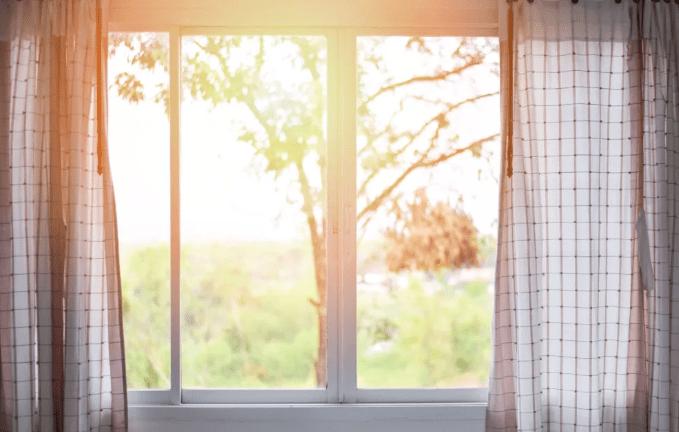 Blocking Light from Window