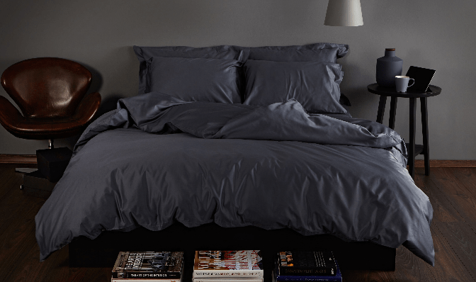 men's bedding