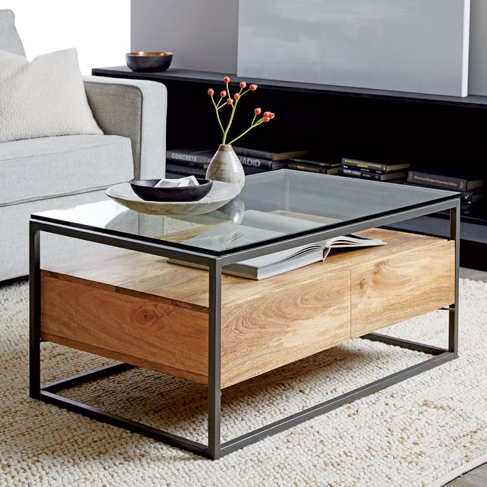 Average coffee table sizes 9