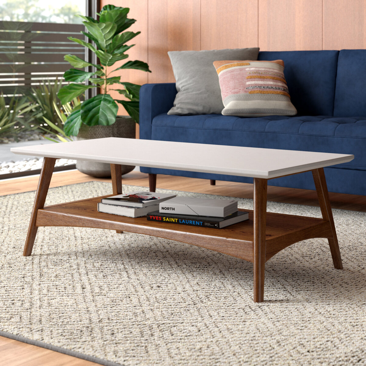 Average coffee table sizes 7