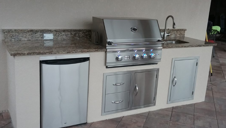 How To Build an Outdoor Kitchen With Metal Studs-9 Best Tips