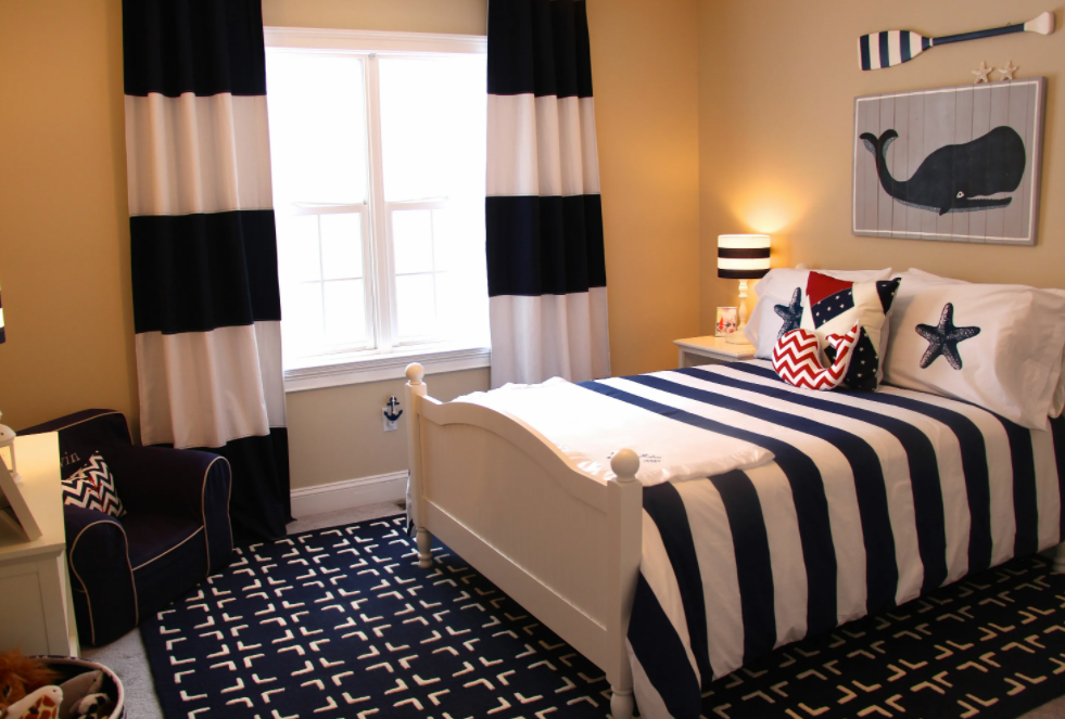 nautical bedrooms