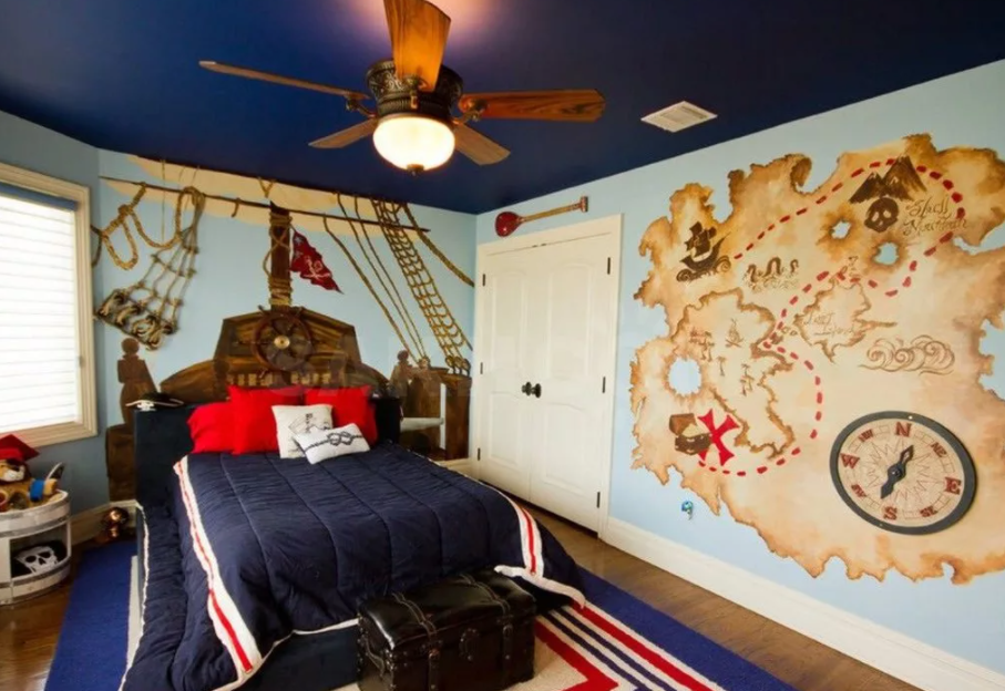 nautical bedroom ideas