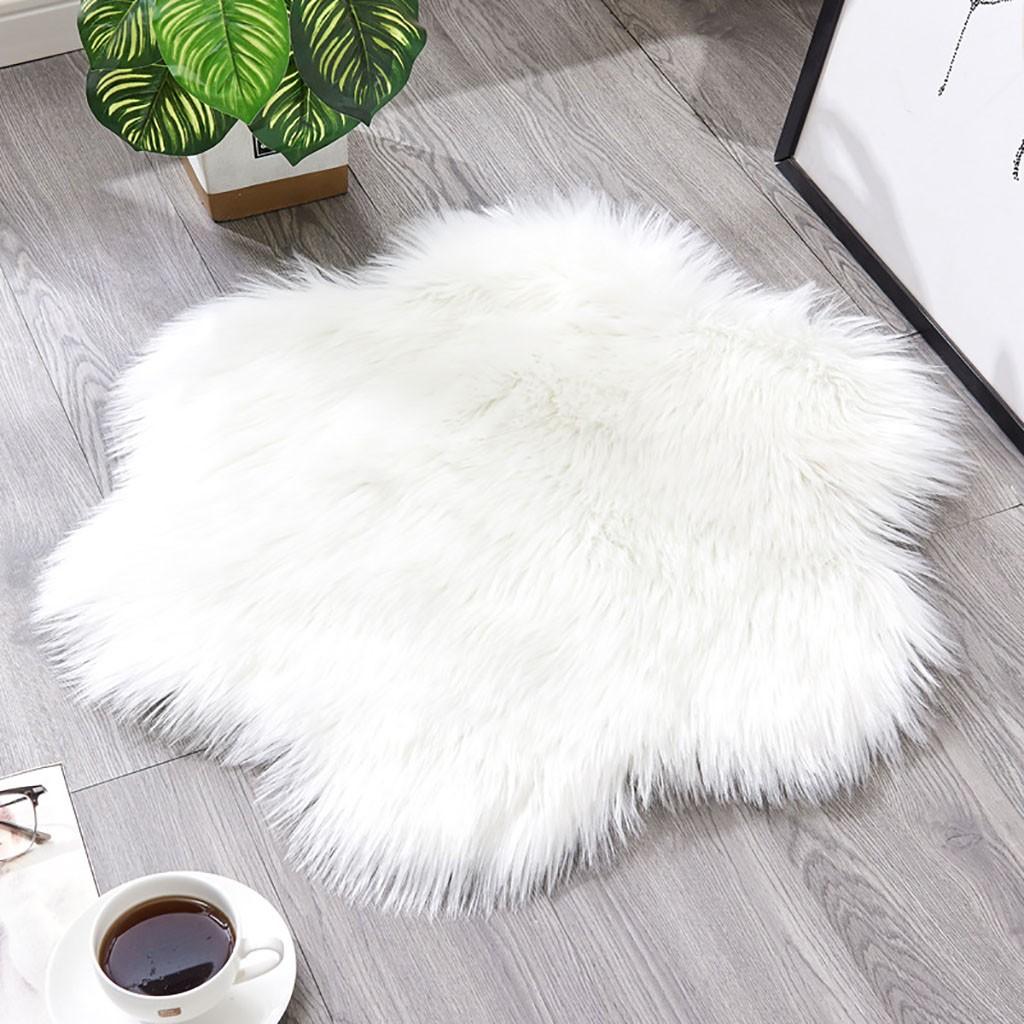 How to clean a sheepskin rug?
