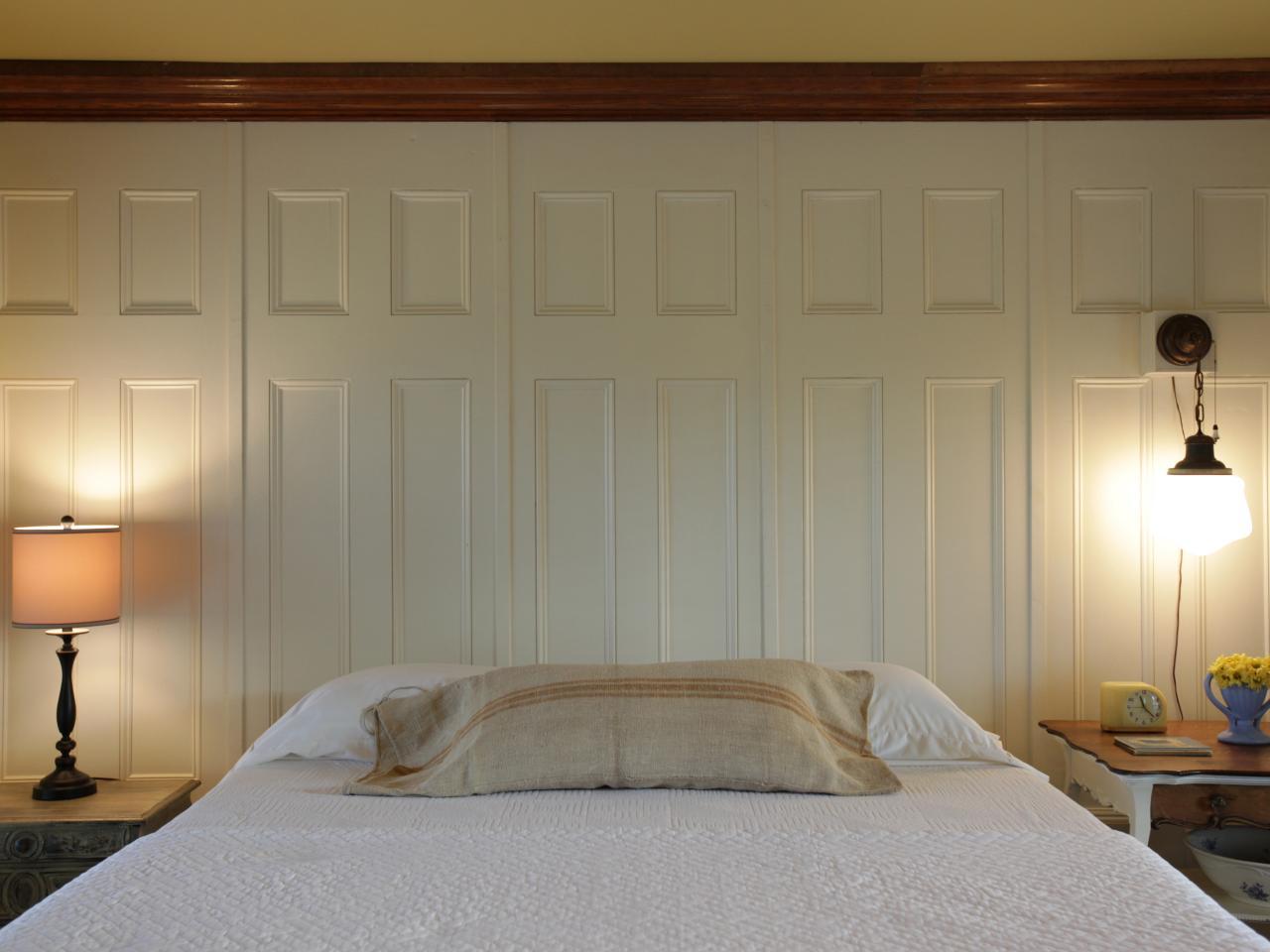 types of wood panels