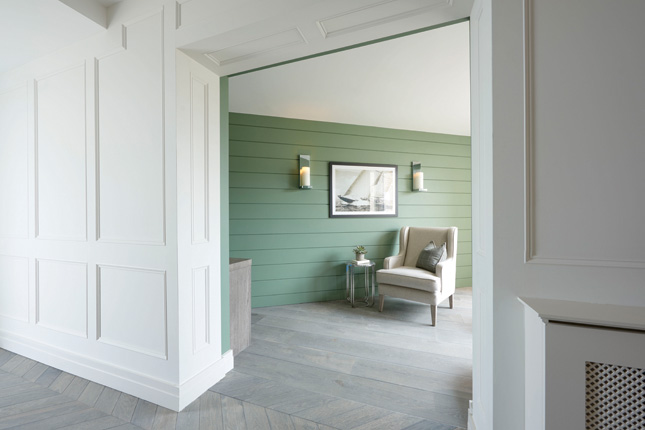 wall panelling types