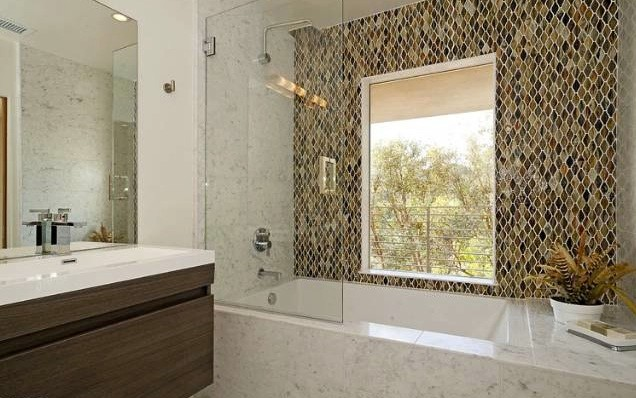 what tile is best for shower walls