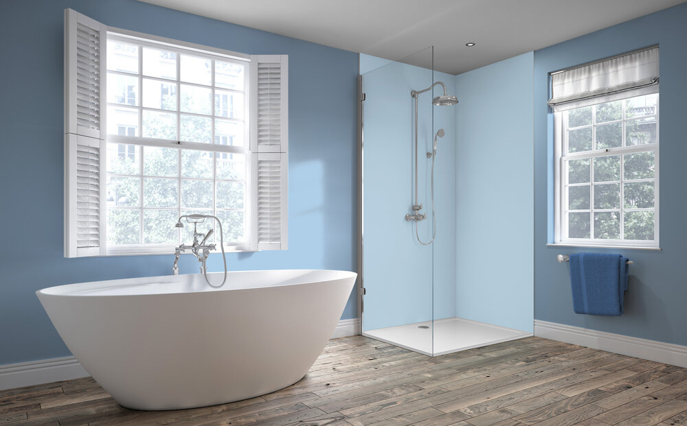 shower material options