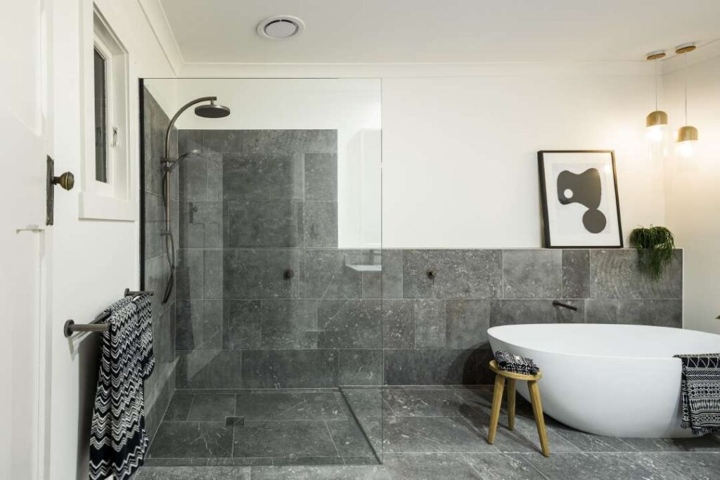 best shower walls