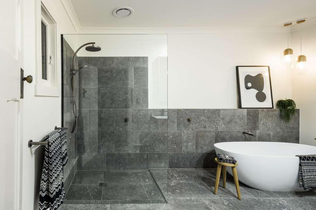 best shower walls