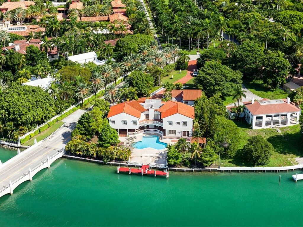 Most Amazing Miami Celebrity Homes - 8 Famous Houses