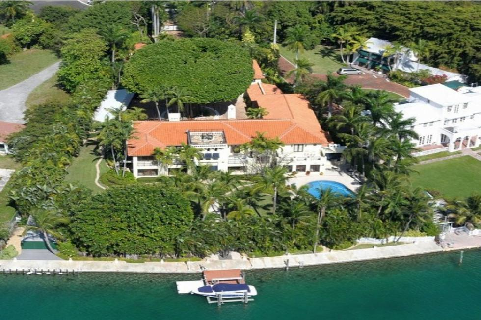 famous houses in miami