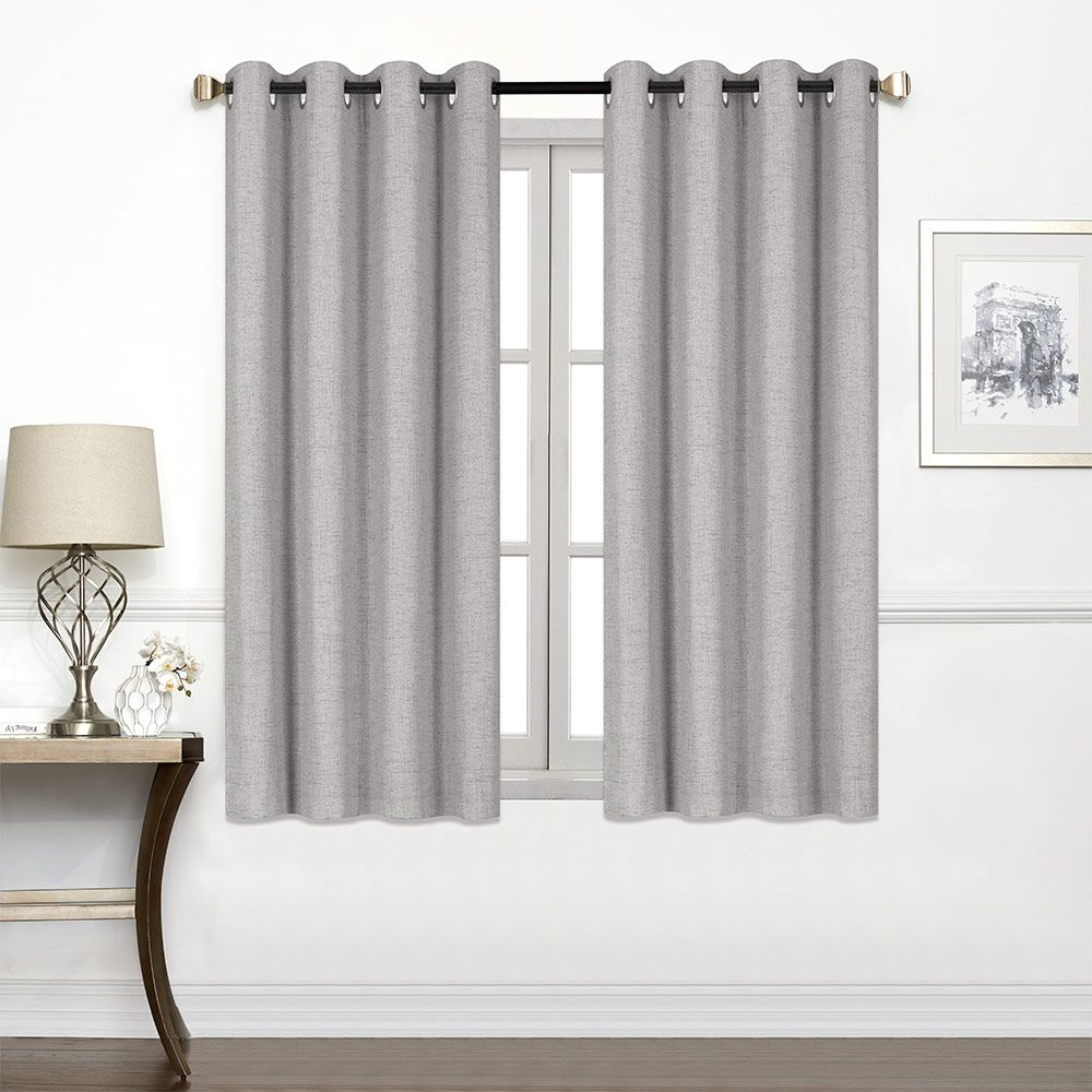 kitchen sink window curtain