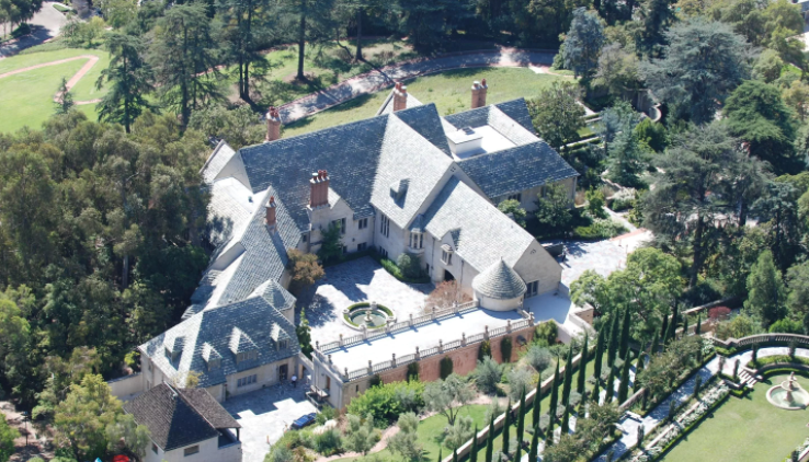 Top 25 Beverly Hills Celebrity Homes