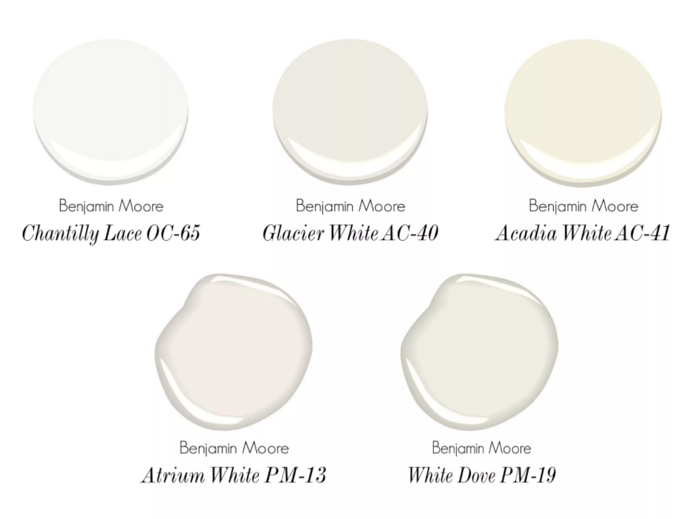 chantilly lace paint