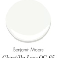 benjamin moore chantilly lace reviews