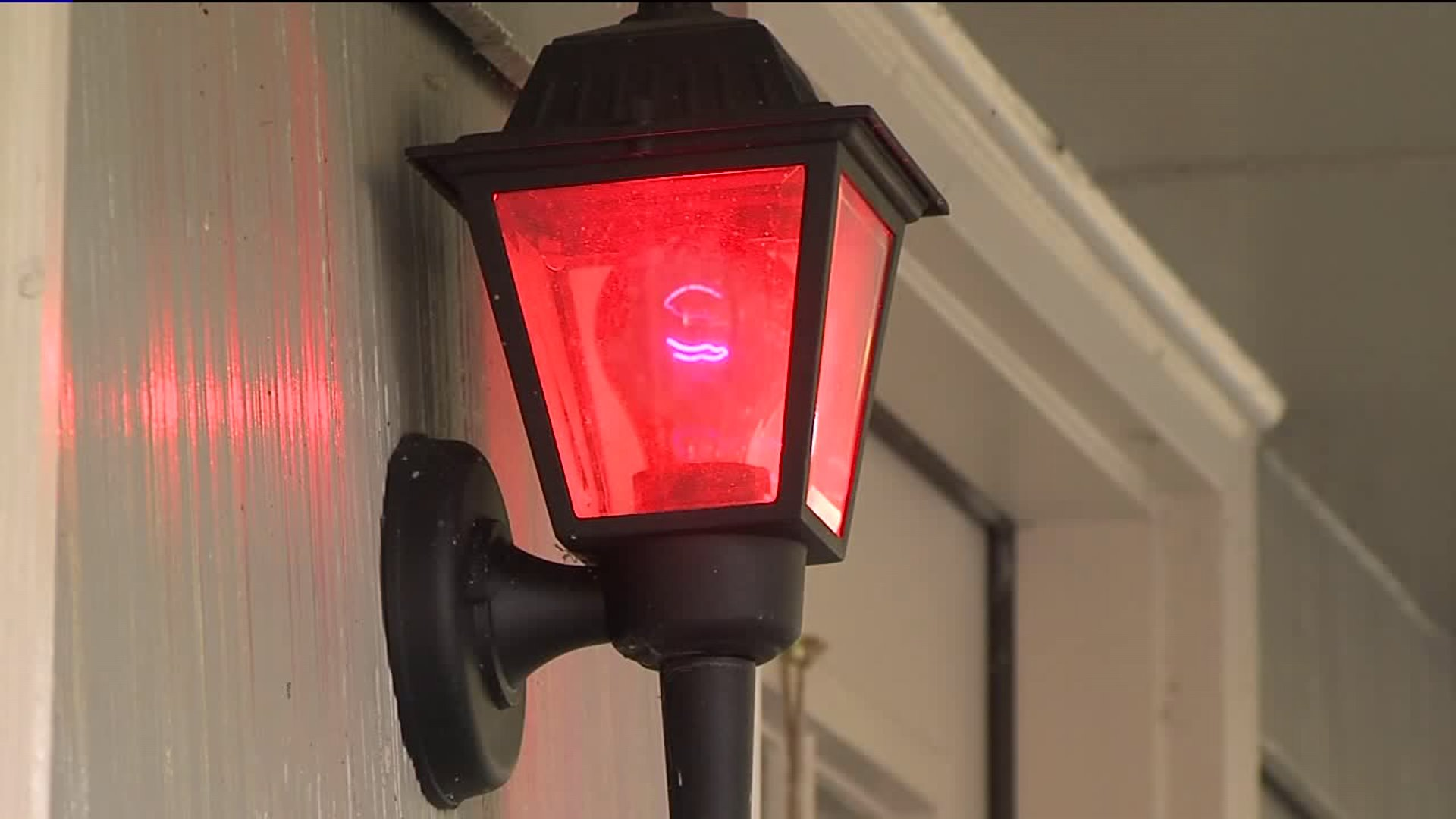What Does The Red Porch Light and Other Colors Mean?