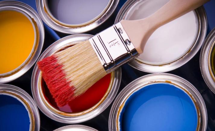 enamel vs latex paint