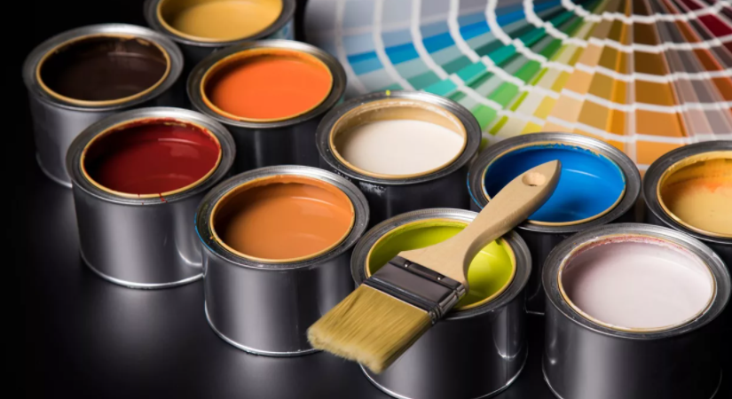 enamel paint vs latex