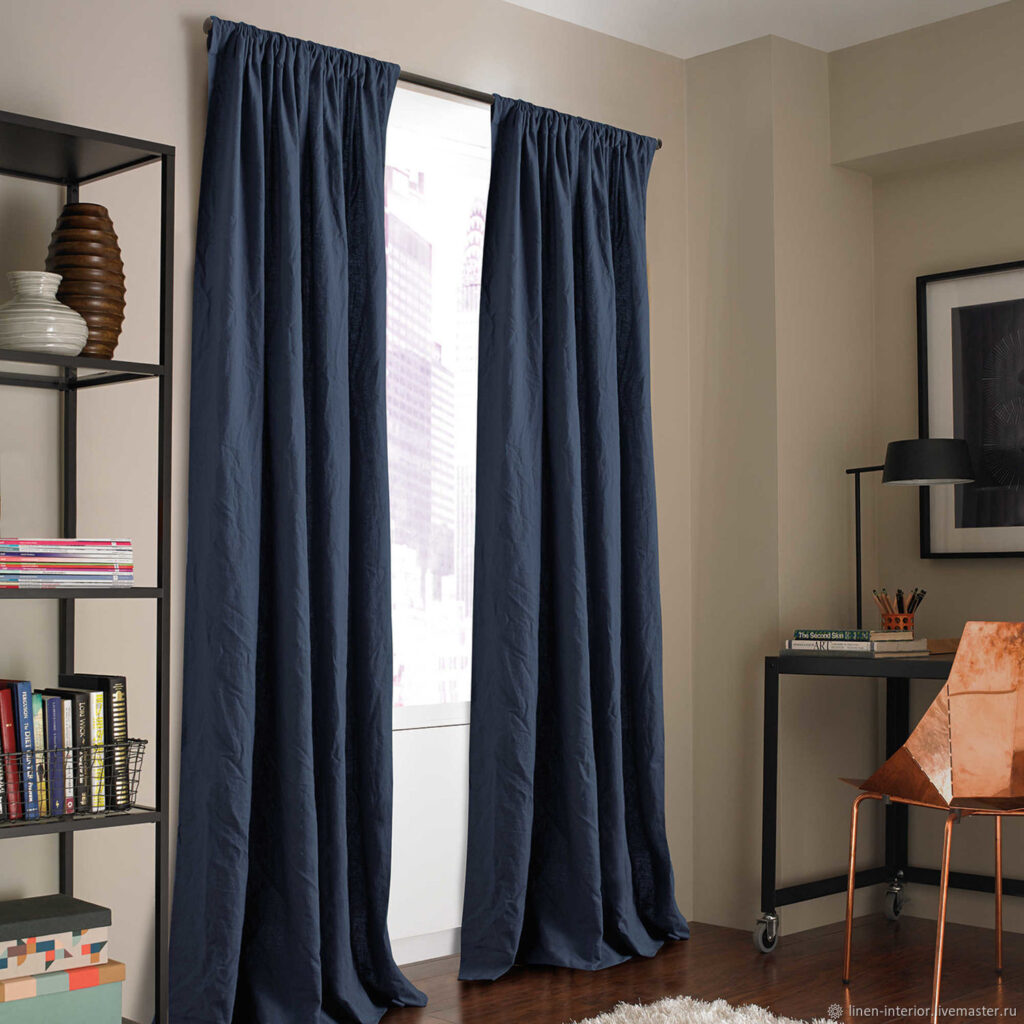Choosing the curtain size