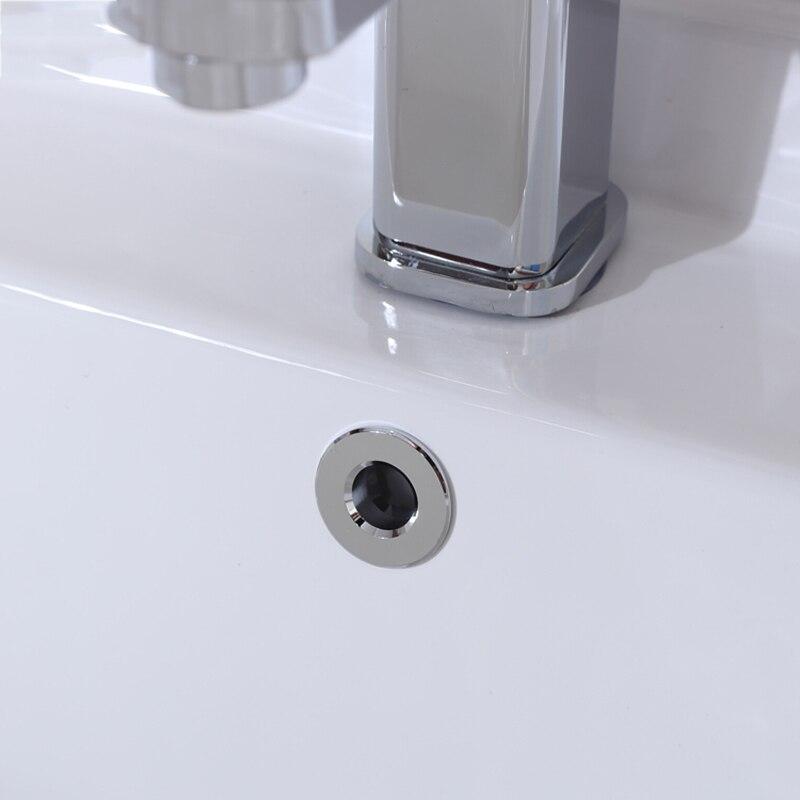 Sink overflow hole