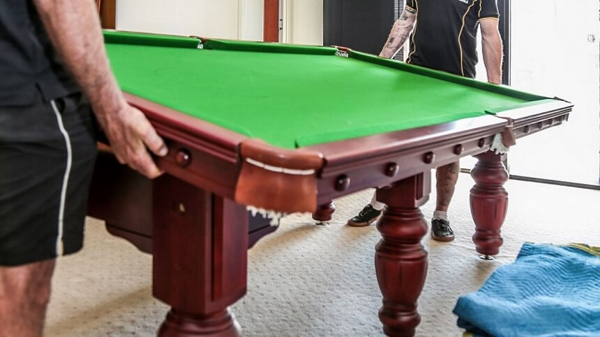 measure your pool table