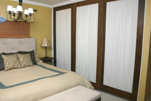 curtain for closet door