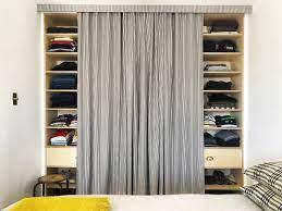 alternatives to bifold closet doors